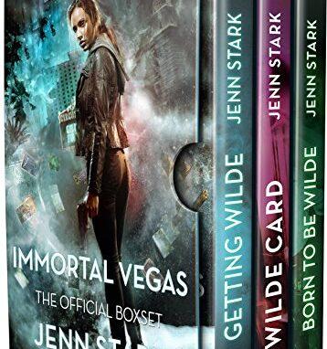 Immortal Vegas Series Box Set Volume 1