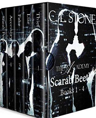 Scarab Beetle I: The Academy Omnibus Part 1