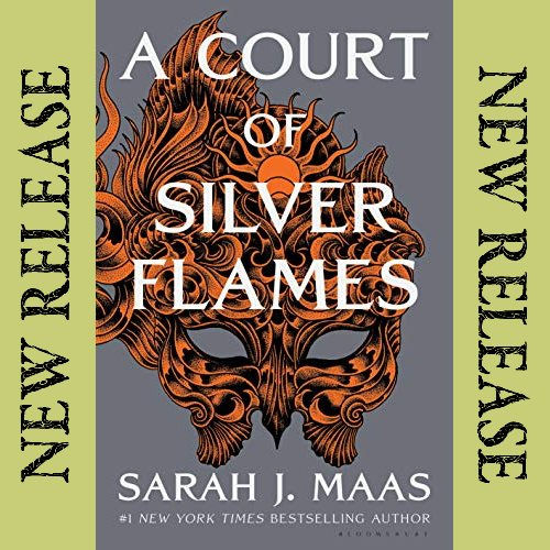A Court of Silver Flames; The new face of Sarah J. Maas