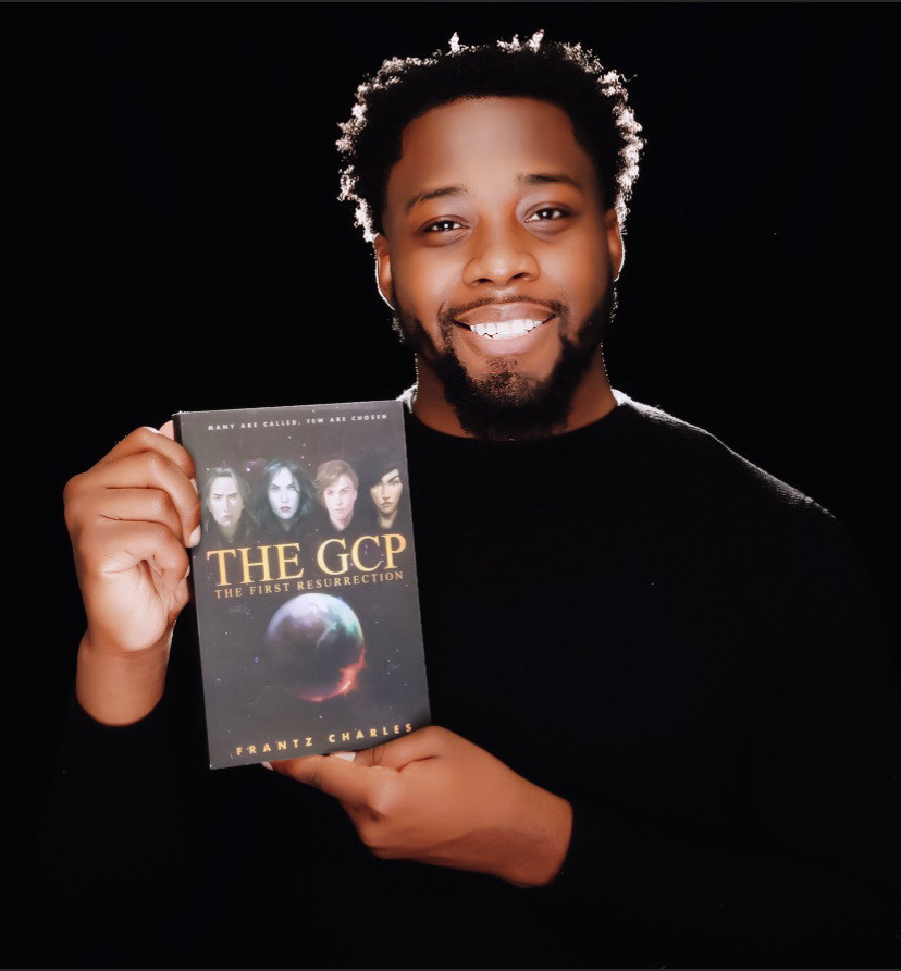 Interview with Frantz Charles – Author of The GCP