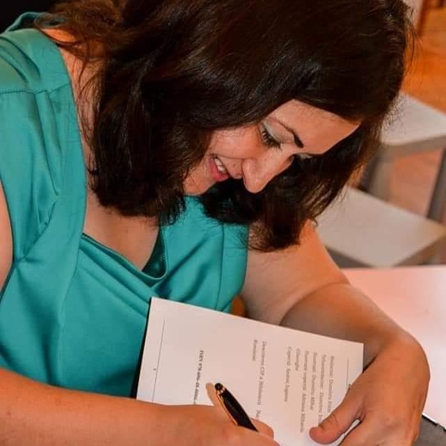Interview with Irina Dumitru- Author of Sophie the Robot