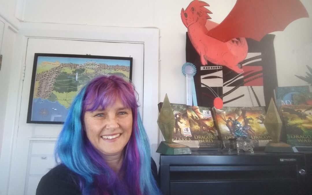 Interview with USA Today Best-Selling Author, Eileen Mueller