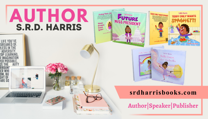 Interview with S.R.D. Harris – Children Books Author