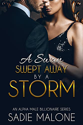 A Swan Swept Away By A Storm