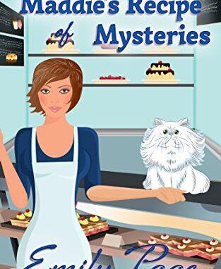 Maddie's Recipe Of Mysteries